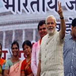 Modi vows to fulfill dreams of 1.2 billion Indians after landslide win