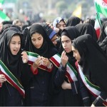 Thousands in Tehran protest breaches of Iran's female dress code