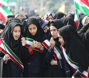 hromedia Thousands protest breaches of Iran's female dress code intl. news4