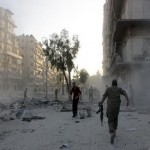 Tunnel bomb in Aleppo kills 40 Syrian soldiers