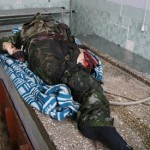 Ukraine: The deadly aftermath of the battle for Donetsk airport