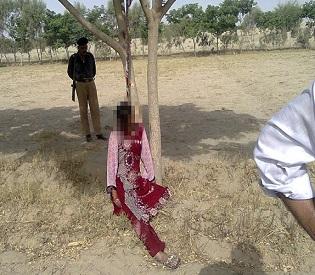 hromedia 20-year-old Pakistani woman gang-raped, hanged from tree intl. news2