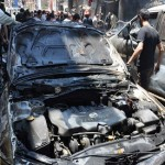 Deadly car bomb kills 7 in Syria's Homs
