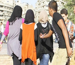 hromedia Egypt President signs landmark legislation into law, criminalizing sexual harassment arab uprising4