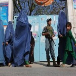 Roadside bomb hits Afghan election workers' Bus, Killing 11