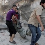 Syrian troops hit in Aleppo tunnel bombing