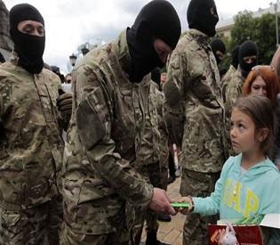 hromedia Thousands flee Ukraine for Russia as truce nears end eu news3