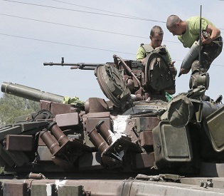 hromedia Ukrainian troops recapture key port city of Mariupol eu news3