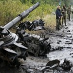 23 Ukraine troops killed; president says 'rebels will pay'