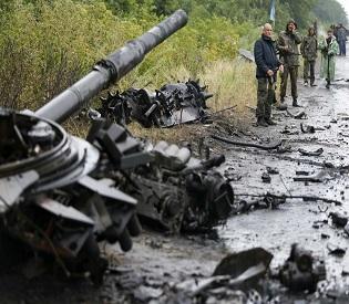 hromedia 23 Ukraine troops killed; president says 'rebels will pay' eu news2