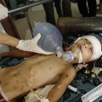 Children killed in Gaza camp as world pleads for truce