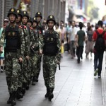 Dozens dead after Xinjiang mob's knife attacks, Chinese state media says