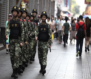 hromedia Dozens dead after Xinjiang mob's knife attacks, Chinese state media says intl. news4