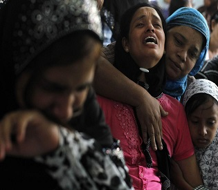 hromedia Fresh round of ethnic violence in Myanmar leaves two dead intl. news3