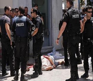 hromedia Greece Wanted terrorist arrested after tourist area shooting eu news2