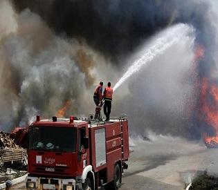 hromedia Israel hits mosque in Gaza strike as death toll tops 140 arab uprising4