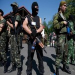 Pro-Russia rebels regroup vowing to renew the fight against Ukrainian army