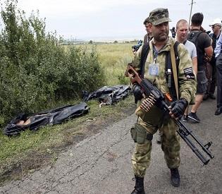 hromedia Pro-Russian rebels take full control of plane crash bodies eu news3