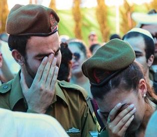 hromedia Three more Israeli soldiers killed in Gaza fighting, bringing total to 56 arab uprising4