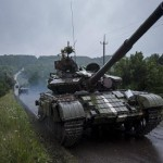 Ukraine rejects talks with rebels until they disarm