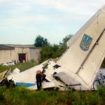 Ukraine says military plane shot down by rocket from Russia