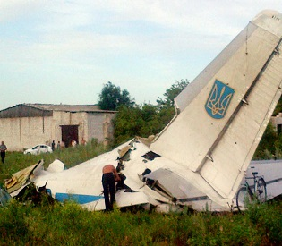 hromedia Ukraine says military plane shot down by rocket from Russia eu news3