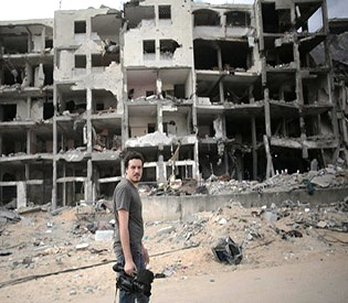 Rebuilding Gaza will take 20 years, group says1