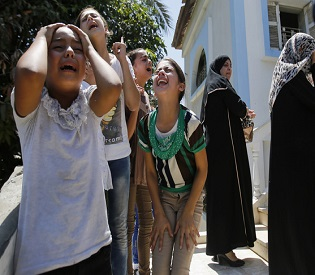 hromedia Israel, Hamas dig in as Gaza talks go on in Cairo arab uprising2