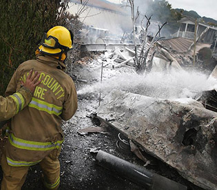hromedia - Strong earthquake rocks California
