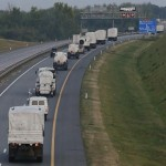 Ukraine vows to block Russian 'aid' convoy heading for border