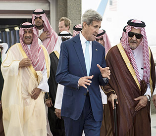 10 Arab states commit to 'share' US-led fight against IS