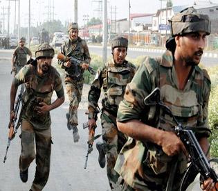 Indian troops kill 3 rebels in Kashmir fighting