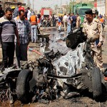 Iraq car bomb attacks kill 9