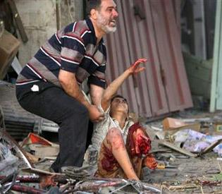 Iraq violence killed at least 1,420 in August - U.N