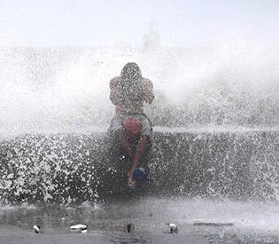 Typhoon Kalmaegi blows out of Philippines