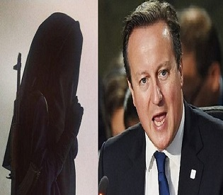 hromedia British female jihadist wants 'David Cameron's head on a spike' eu news2