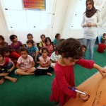 Children face 'education emergency' in north Iraq