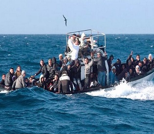 hromedia Desperate Syrian refugees see future in continental Europe arab uprising2