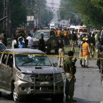 Five killed in Peshawar blast, suicide bomber targets senior army officer