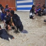 Monsoon floods kill 116 in Indian Kashmir, east Pakistan