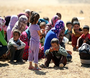 hromedia Children's plight in focus as Germany urges solidarity for Syrian refugees, host states eu news4