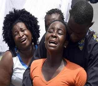 hromedia Cynicism dies hard in Ebola-hit Liberian slum health news2