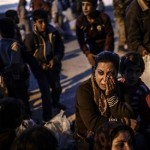 Frightened, homeless Kurds flood into Turkey as ISIS at gates of Syria border town
