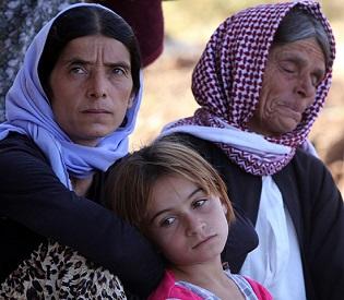hromedia ISIS besieges 700 Yazidi families in Mount Sinjar arab uprising3