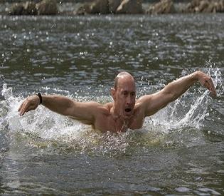 hromedia Swimming FINA stands by decision to award highest honour to Vladimir Putin eu news2