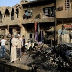 The UN mission in Baghdad says at least 1,119 Iraqis killed in September