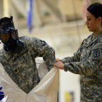 U.S. military faces new kind of threat with Ebola
