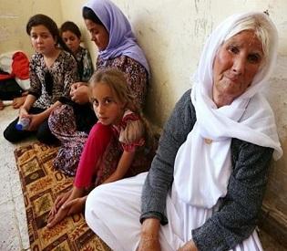 hromedia UN warns ISIS onslaught threatening another massacre of Iraqi Yazidis arab uprising4