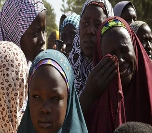 hromedia Boko Haram says kidnapped girls married off, denies truce intl. news3