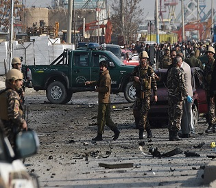 hromedia British citizen among 5 killed in attack on UK embassy vehicle in Kabul intl. news3